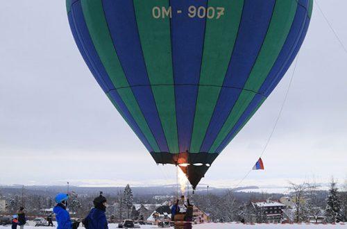 balon.sk v Tatrách